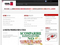 CGIL Benevento - Home