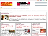 cgil.it bassa territorio