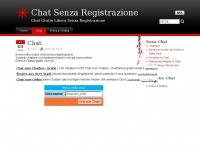 chat-senza-registrazione.it chat chattare registrazione