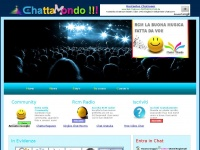 chattamondo.it chat registrazione nick gratuita
