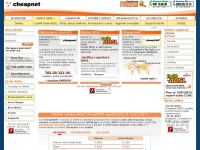 Cheapnet.it - Cheapnet ADSL, Fibra, Wireless e telefonia VoIP senza canone Telecom
