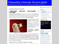chiavettainternetricaricabile.it