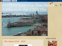 Stefano Armellin The Opera Collection dal 1983 The Masterpiece