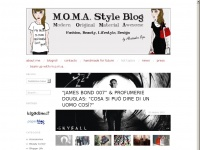 M.O.M.A. Style Blog | Fashion, Beauty, Lifestyle, Design by Alessandra Pepe