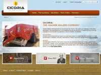 Cicoria: square balers and farm equipment since 1927