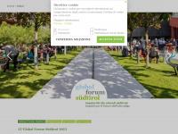 9° Global Forum Südtirol - Diversità neo-ecologica: una chance per un Alto Adige unico