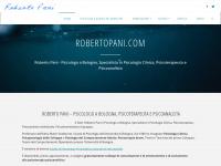 Prof.Roberto Pani: Psicologo Clinico,Psicoterapeuta,Psicoanalista Bologna