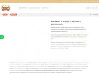 Porchetta di Ariccia - Produzione diretta - Vendita - Tronchetti,coppiette,salumi,salsiccie.