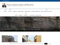 Franco Lofrano notizie sull'Alto Jonio | notizie varie sull'Alto Jonio Cosentino e non solo