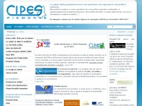 Home Page CIPES Piemonte