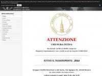 Gruppo Cinofilo Novarese - Prima Pagina