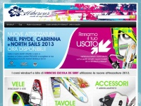 hibiscusescoladesurf.it windsurf vele