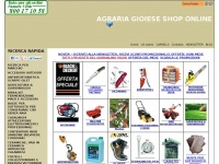 AGRARIA GIOIESE SHOP ON LINE