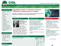 cisl.it documento titolo