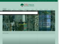 UST CISL FOGGIA - Unione Sindacale Territoriale di Foggia