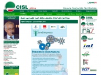 CISL Latina Home