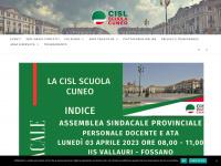 Sito ufficiale della CISL SCUOLA di CUNEO - Via Cascina Colombaro nr.33 - CUNEO