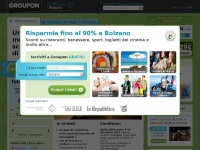 groupon.it como lecco monza email
