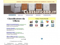 CLASSIFICARE .IT - Classificatore da Ufficio