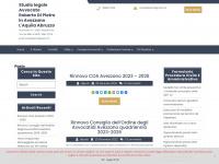 Avezzano L'Aquila Studio Legale Avvocato Roberto Di Pietro