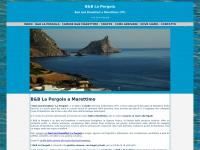 BEB Marettimo-B&B La Pergola bed and breakfast con camere matrimoniali e monolocali alle Egadi