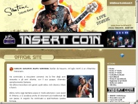 Insertcoinband.it - Insert Coin Band - Tribute to SANTANA  - Official Site