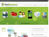 bindCommerce: integrazione Gestionale eCommerce - VirtueMart - eBay - ePrice - Danea - Google Traslate - Amazon - Spartoo - Magento  - WooCommerce - PrestaShop - Dropshipping - Facebook