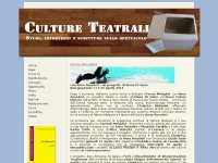 cultureteatrali.org