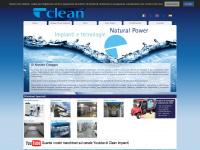 clean-impianti.it depurazione acque potabilizzazione