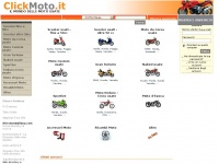 ClickMoto.it - Moto Usate Online