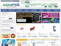 clickufficio.it forniture ufficio cancelleria