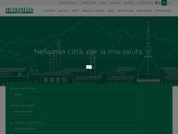 Humanitas Cellini, Clinica Torino accreditata SSN             -             Humanitas