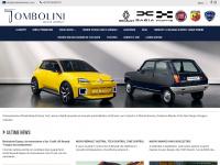 Tombolini Motor Company - Concessionaria Renault, Fiat, Dacia e Piaggio veicoli commerciali