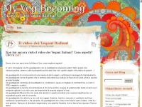 My Veg Becoming | Diario di un'avventura