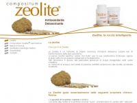 Compositum-zeolite.it - Zeolite: la roccia intelligente