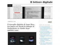 Il lettore digitale   ebook, app e libri elettronici