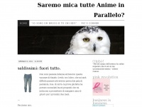 "Saremo mica tutte Anime in Parallelo? | ""It takes Life to Love Life"""