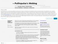 Pullinpulse's Weblog | Un contenitore a supporto del mio impegno sociale, ma anche uno spazio per condividere musica, arte, cultura