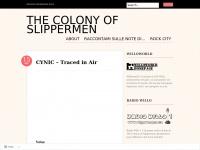 The colony of slippermen   Non solo progressive rock