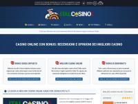 Italcasino.net - Casino Online - Scopri i migliori casino con bonus del 2016
