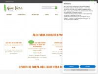 Aloe Vera Gel da Bere Succo di Aloe Vera senza Aloina Aloe Forever