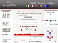 Giomas2000.it - Home Page di giomas2000