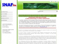 SNAF-FNA - Sindacato Nazionale Autonomo Forestali