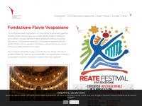 Fondazione Flavio Vespasiano - Rieti