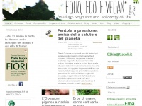 Equo, eco e vegan* - *ecology, veganism and solidarity at the times of 2.0