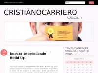 Cristiano Carriero | LO STORYTELLER