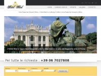 Hotelbled.it - HOTEL BLED - SITO UFFICIALE (Piazza San Giovanni - Roma)