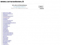 www.carrarastones.it - Smart Domain