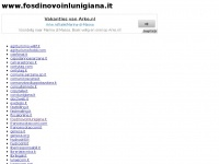 www.fosdinovoinlunigiana.it - Smart Domain
