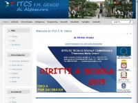 Welcome to ITCS F. M. Genco